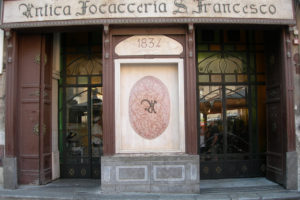 The Antica Focacceria San Francesco, Palermo