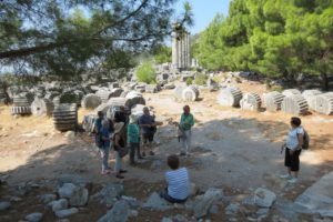 Priene, Western Turkey