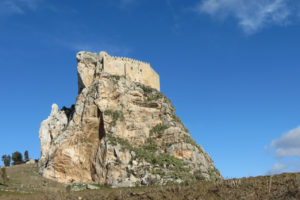 Castle of Mussomeli, Sicily