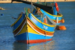 Boats at Marsaxlokk