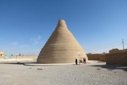 Ice houses near Yazd