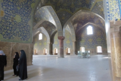 Abbasi Mosque, Isfahan