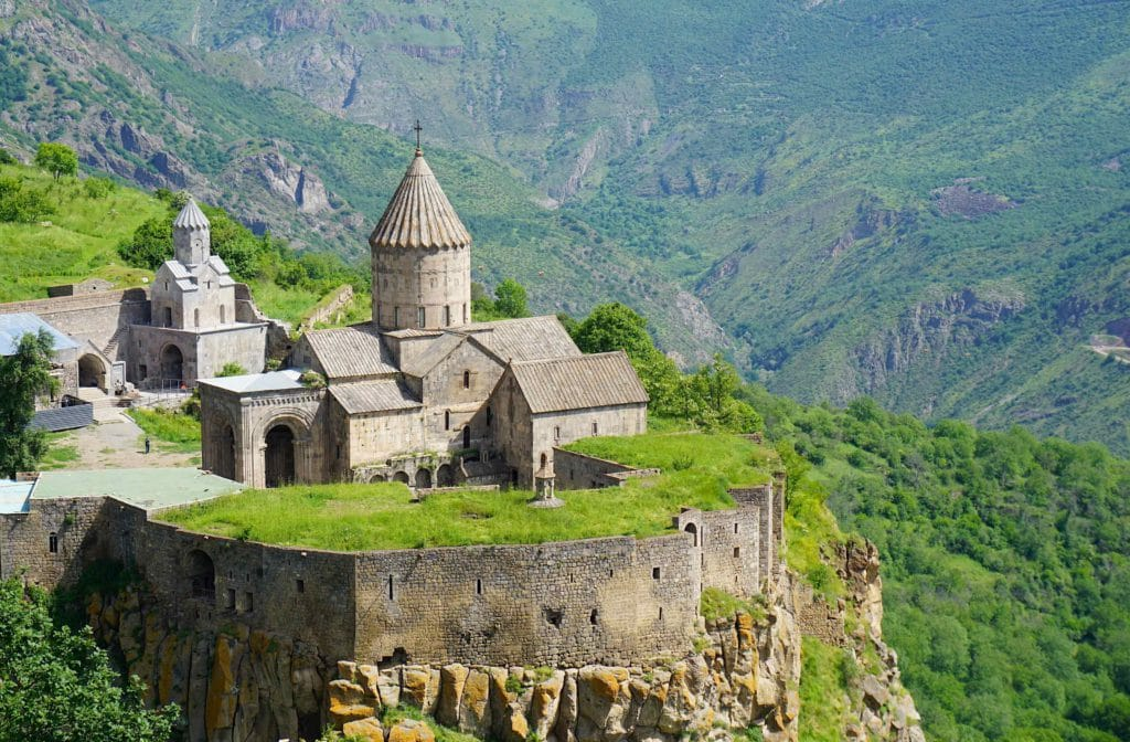 Armenia and Georgia Tour
