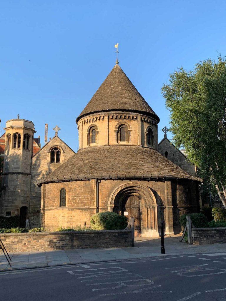 The round church, Cambridge